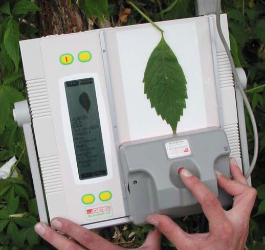 Leaf Area Meter Equipment : Hacked by kokoro dz